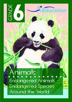 Animals - Endangered Animals (I): Endangered Species Aroun