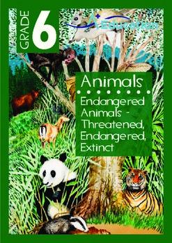 Animals - Endangered Animals (II): Threatened, Endangered,