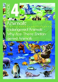 Animals - Endangered Animals (III): Why Are There Endanger