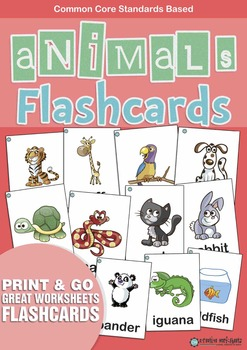 Animals Flashcards (FREE)