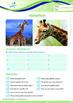 Animals - Giraffes: The Giraffe - Grade 4