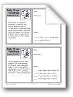 Animals (Grade 4 Daily Word Problems-Week 31)