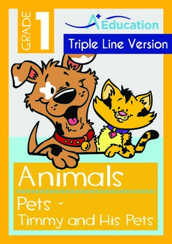 Animals - Pets (IV): Timmy and His Pets (with 'Triple-Trac