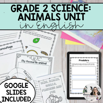 Growth and Changes in Animals Unit