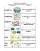 Animals Vocab Sort and Word Wall Cards