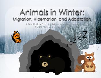 Animals in Winter: Migration, Hibernation, and Adaptation