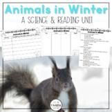 Animals in Winter Science Unit