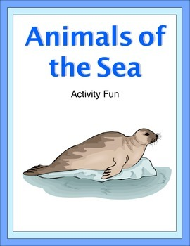 Animals of the Sea Activity Fun