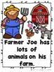 Animals on the Farm  (A Sight Word Emergent Reader)