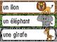 Animaux - Mur de mots - Extrait gratuit