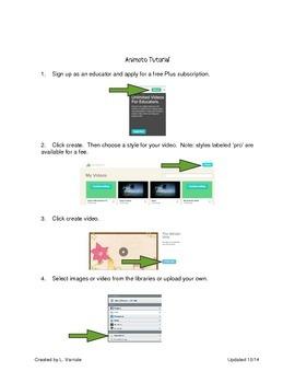 Animoto Tutorial - Multimedia Technology Beyond PowerPoint
