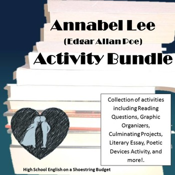 Annabel Lee Activity Bundle (E.A. Poe) PDF