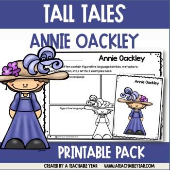 Annie Oakley - Tall Tales