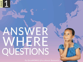 Answer Where Questions