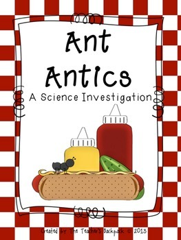 Ant Antics: A Thematic Science Unit