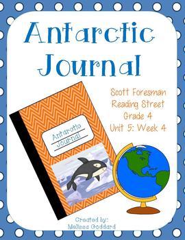 Antarctic Journal : Reading Street : Grade 4