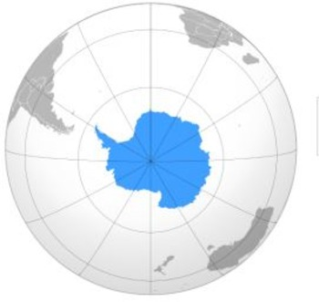Antarctica  - Text and Exercise Sheets