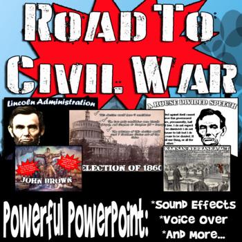 Antebellum - Road to the Civil War