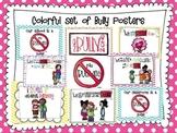 Anti Bully Poster Set