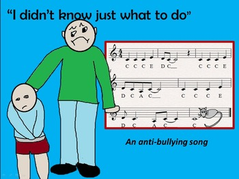 Anti Bullying song with easy to play riff .Second to fifth grade