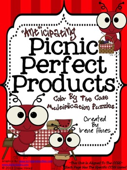 """Multiplication: """"Ant""""icipating Picnic Perfect Products ~ M"""