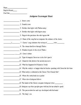 Worksheets Antigone Worksheet antigone worksheets delibertad sharebrowse
