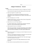 Worksheets Antigone Worksheet Answers antigone worksheet answers worksheets answers