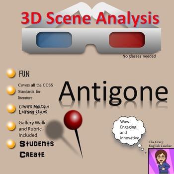 Antigone:3D Scene Analysis Project: Standards Based