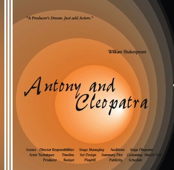 Antony and Cleopatra Director's Playbook