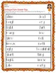 Antonym Cut and Paste and Scoot Game
