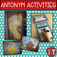 Antonym Feet to use with The Foot Book by Dr. Seuss