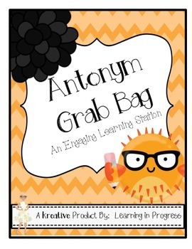 Antonym Grab Bag