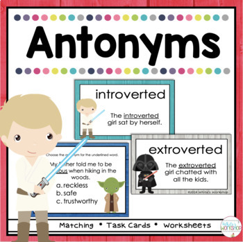 Antonym Center