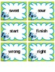 Antonym Match Up Game for Small Groups