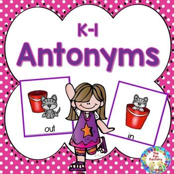 Antonyms ~ K-1