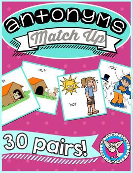 Antonyms Match Up!