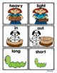 Antonyms - Oppossites {Picture Cards for Pocket Charts and
