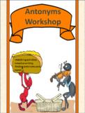 Antonyms Workshop