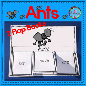 Ants Interactive Printables and Fast Facts!