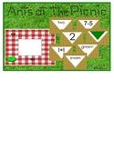Ants 7-in-1 File Folder Game plus Spanish