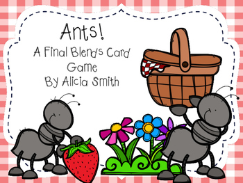 Ants! A Final Blends Card Game