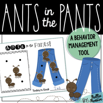 Ants in the Pants - A Behavior Management Tool