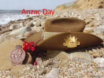 Anzac Day - Power Point - Full History Facts Traditions Ev