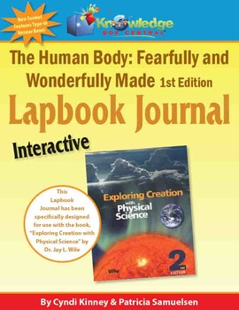 Apologia Exp Creation w/Physical Science 2nd Ed INTERACTIV