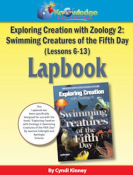 Apologia Expl Creation w/ Zoology 2: Swimming Creatures 5t