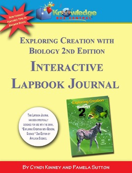 Apologia Exploring Creation With Biology 2nd Ed INTERACTIV