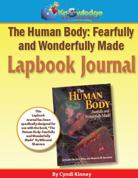 Apologia Human Body: Fearfully & Wonderfully Made 1st Ed L
