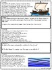 Apostrophe to the Ocean Reading Guide, Comprehension Quest