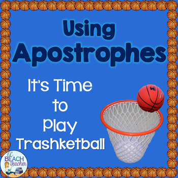 Apostrophes Trashketball Review Game