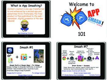 App Smashing 101 (10 App Smashing recipes)